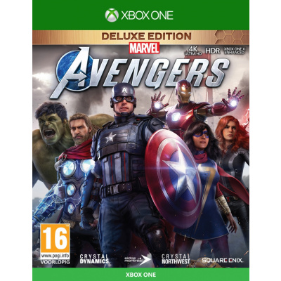 Foto van Marvel's Avengers Deluxe Edition XBOX ONE