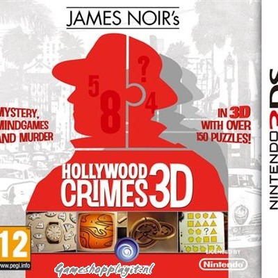 Foto van James Noir's Hollywood Crimes 3D