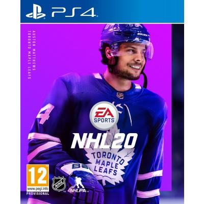 Foto van NHL 20 PS4