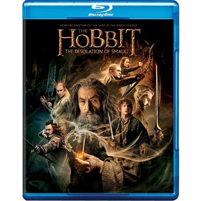 Foto van The Hobbit The Desolation of Smaug BLU-RAY