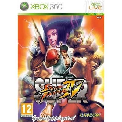 Super Street Fighter IV XBOX 360
