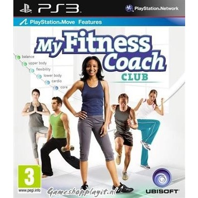 My Fitness Coach Club PS3
