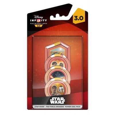 Foto van Disney, Infinity 3.0 Power Discs SW PSX