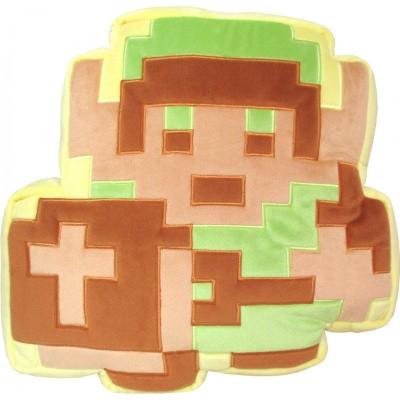 Foto van Legend of Zelda: Link with Cross Shield Cushion PLUCHES
