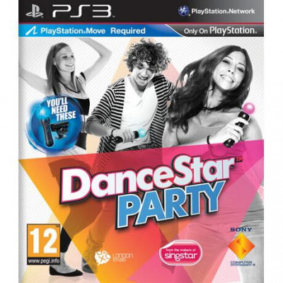 Dancestar Party (Game Only) PS3