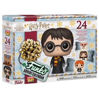 Harry Potter: Funko Pocket Pop! Advent Kalender 2021 FUNKO