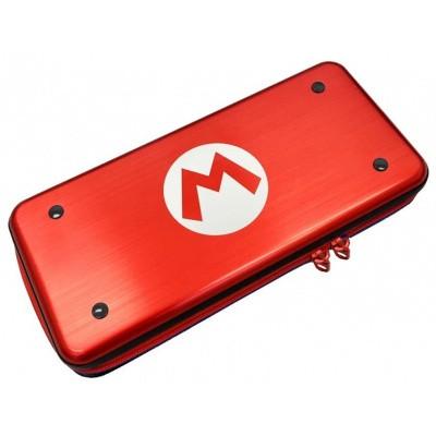 Hori Aluminium Case Mario SWITCH