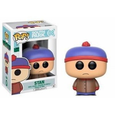 Foto van Pop! Vinyl: South Park - Stan FUNKO