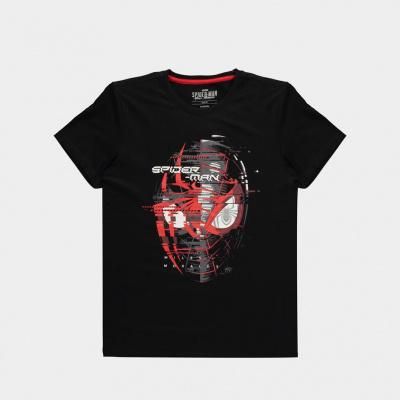 Foto van Spider-Man - Miles Morales - Spider Head - T-shirt - L