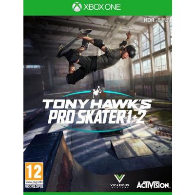 Foto van Tony Hawk's Pro Skater 1+2 XBOX ONE