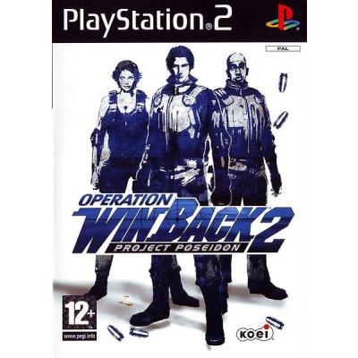 Operation Winback 2 Project Poseidon PS2