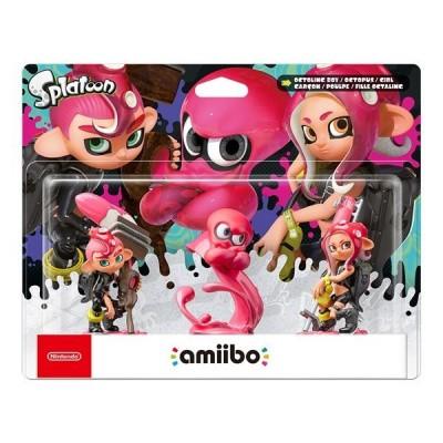 Amiibo Octoling Boy/Octopus/Girl SWITCH