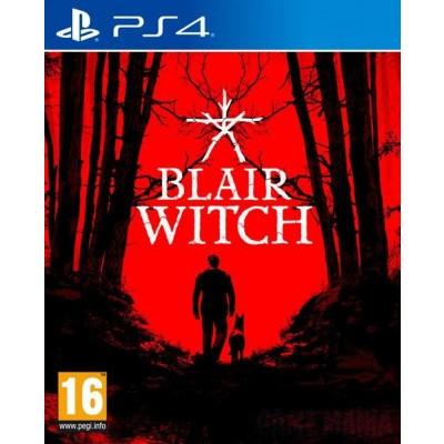 Foto van Blair Witch PS4