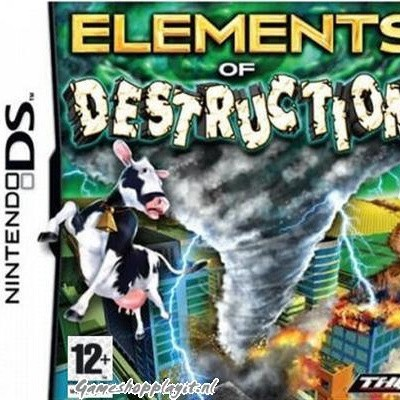 Foto van Elements Of Destruction NDS