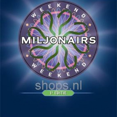 Weekend Miljonairs WII