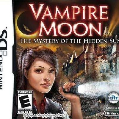 Vampire Moon NDS