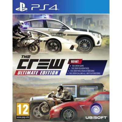 Foto van The Crew Ultimate Edition PS4