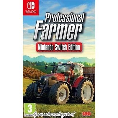 Professional Farmer Nintendo Switch Edition SWITCH