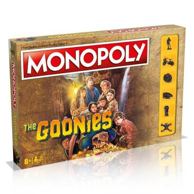 Foto van Monopoly The Goonies BORDSPELLEN