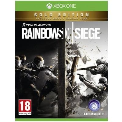 Foto van Tom Clancy's: Rainbow Six Siege Gold Edition XBOX ONE