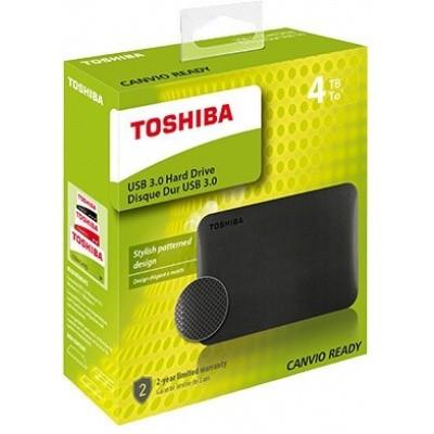 Foto van Toshiba Usb 3.0 Hard Drive 4TB