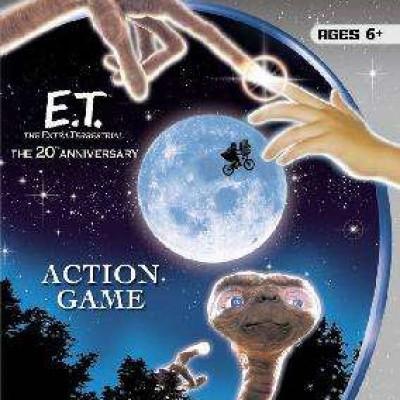 Foto van E.T. The Extra-Terrestrial