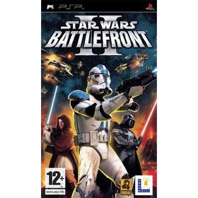 Foto van Star Wars Battlefront II PSP