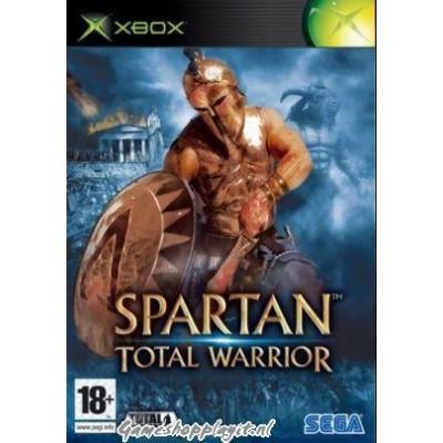 Spartan Total Warrior XBOX