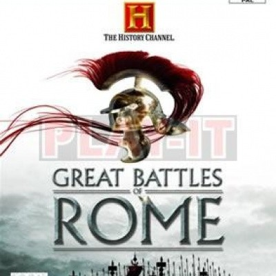 Great Battles Of Rome PS2