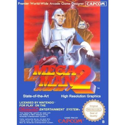 Foto van MegaMan 2 NES