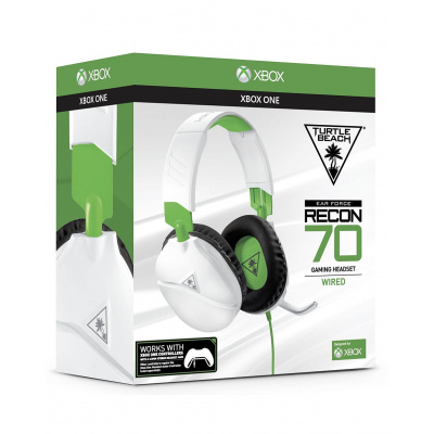 Turtle Beach Ear Force Recon 70X Gaming Headset (Wit) XBOX ONE