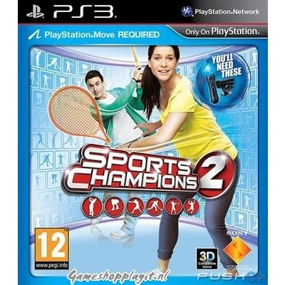 Sports Champions 2 (Game Only) PS3