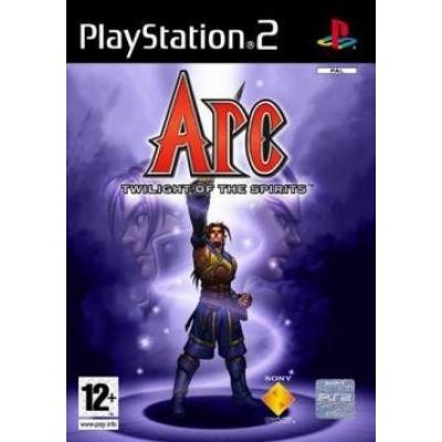 Arc: Twilight Of The Spirits PS2