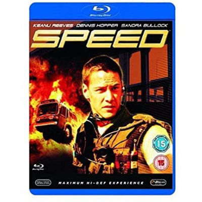 Foto van Speed BLU-RAY MOVIE