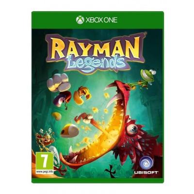 Foto van Rayman Legends XBOX ONE