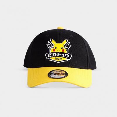 Pokémon - Olympics Adjustable Cap with Badge MERCHANDISE
