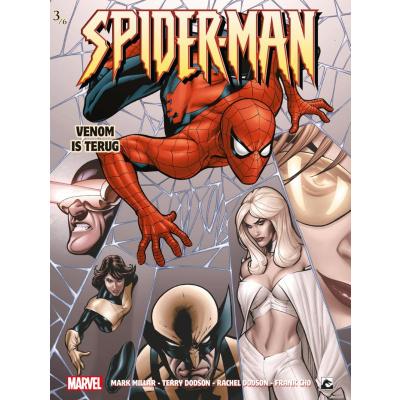 Foto van Marvel Knights Spider-Man Venom is Terug 3 (NL-editie) COMICS