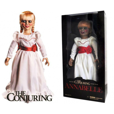 The Conjuring: 18 inch Annabelle Replica Doll MERCHANDISE