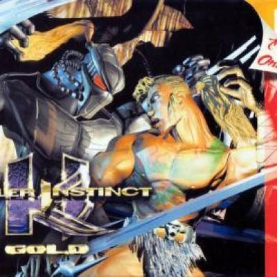 Foto van Killer Instinct Gold (Losse Cassette) N64