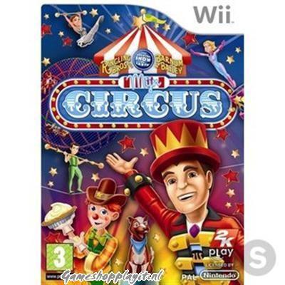 Foto van Mijn Circus WII