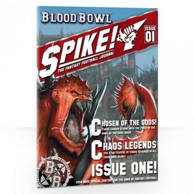 Spike! Journal: Issue 1 WARHAMMER AOS