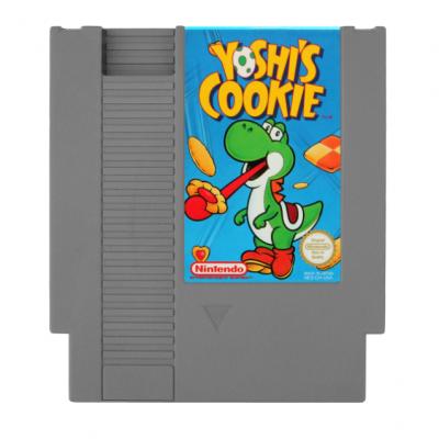 Foto van Yoshi's Cookie (Cartridge Only) NES