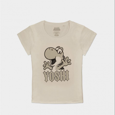 Foto van Nintendo - Super Mario - Yoshi Women's T-shirt - M