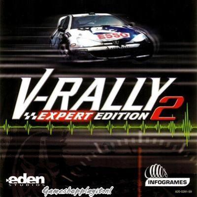 Foto van V-Rally 2 Expert Edition SEGA DREAMCAST