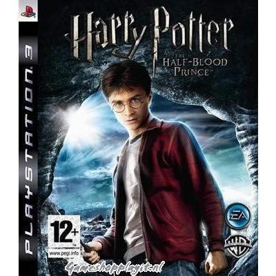 Harry Potter En De Halfbloed Prins PS3