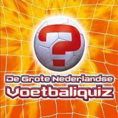 Foto van De Grote Nederlandse Voetbalquiz PS2
