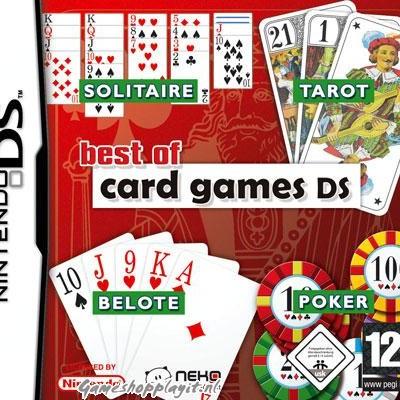 Foto van Best Of Card Games Ds NDS
