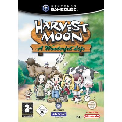Harvest Moon A Wonderful Life NGC