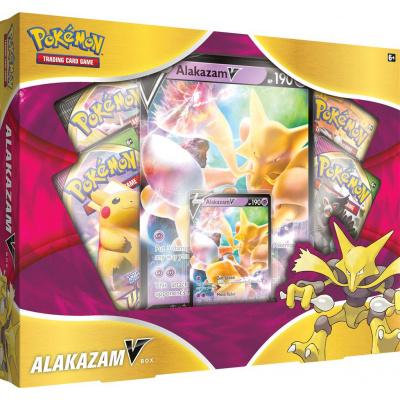 TCG Pokémon Alakazam V Box POKEMON