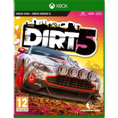 Foto van Dirt 5 XBOX ONE